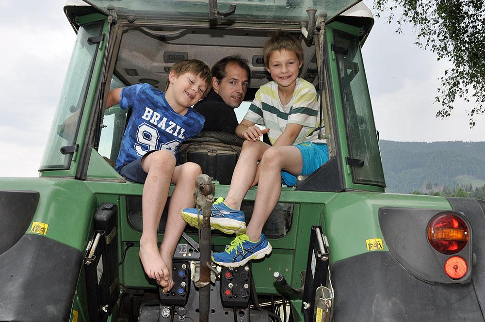 traktorfahren