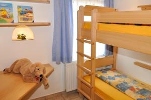 Kinderzimmer - Ferienwohnung 4